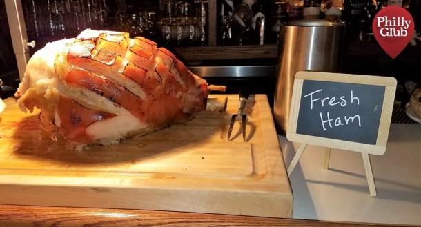 Harp & Crown Brunch Fresh Ham