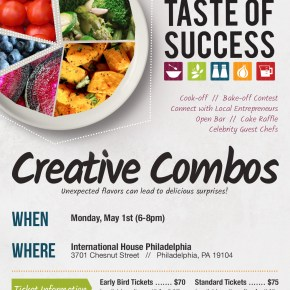 Entrepreneur Works 15th Annual Taste of Success Cook Off/Bake Off