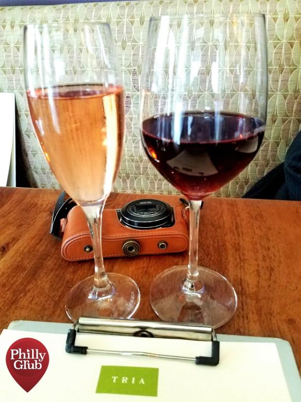 Tria Cafe Wines