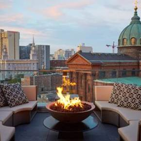 New Happy Hour Specials at Assembly Rooftop Lounge