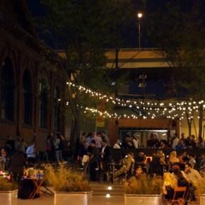 La Peg Reopens The Seafood Shack & Haas Biergarten: Outdoor Drinking & Dining