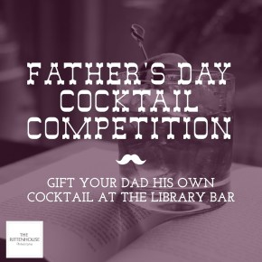 Father's Day Cocktail Competition at The Rittenhouse Hotel's Library Bar