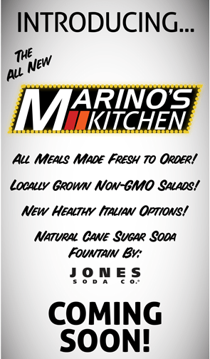 Marinos Kitchen