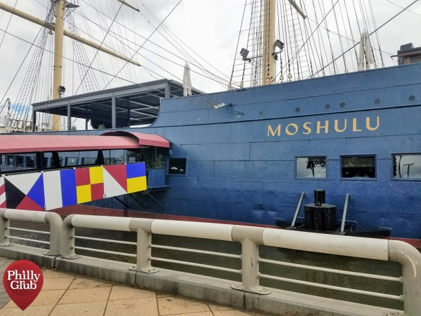 Moshulu Philadelphia 2017