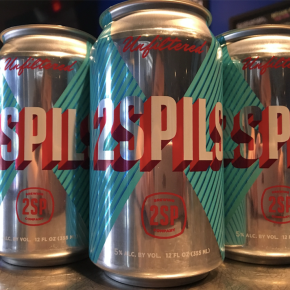 Delco's 2SP Brewing Company Adds 2SPils Unfiltered Pilsner in Cans
