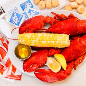 Oyster House's Popular Twin Lobster Dinner To Return For The Summer
