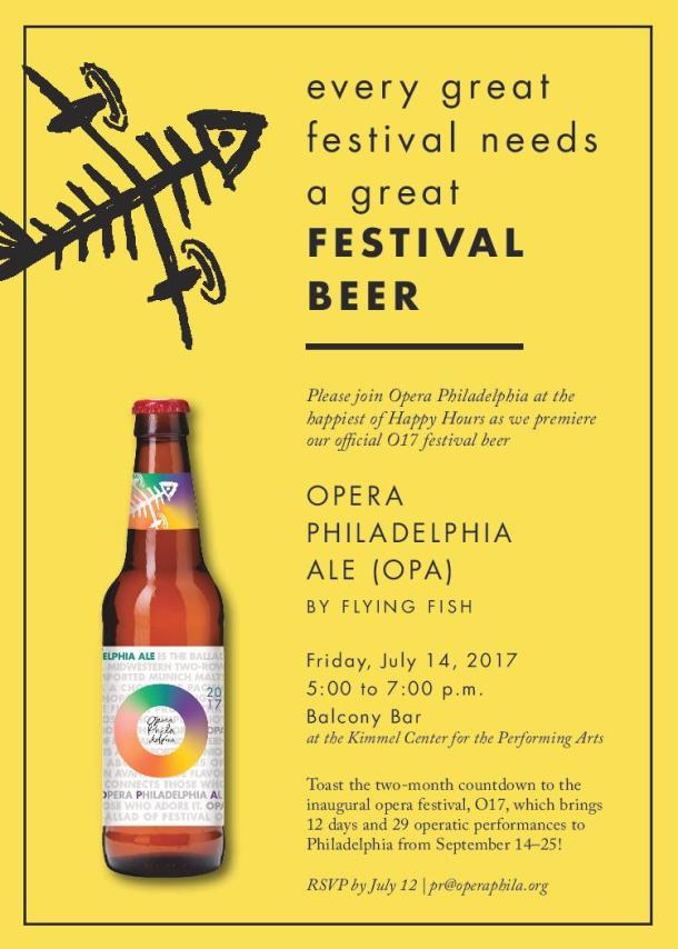 OPA Happy Hour July 14