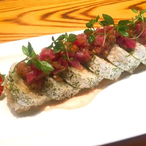 OOKA Restaurant Selling Special Sushi Roll to Benefit LLS
