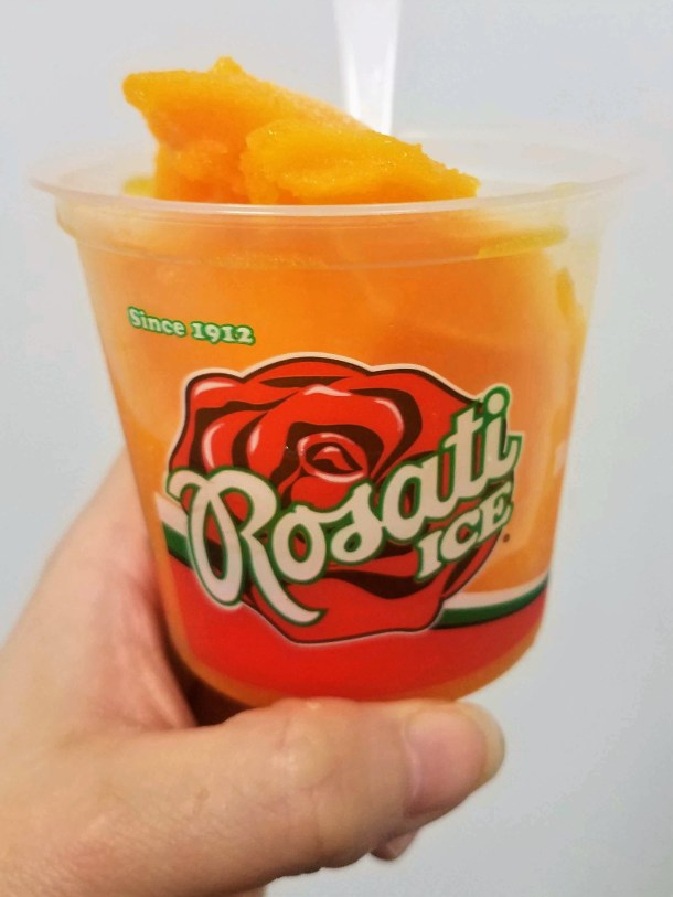 Rosati Mango Water Ice
