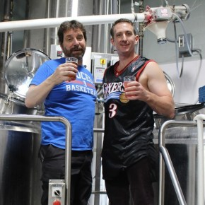 Misconduct Tavern Launches Joel Embiid-Inspired Beer to Kick Off 76ers Season