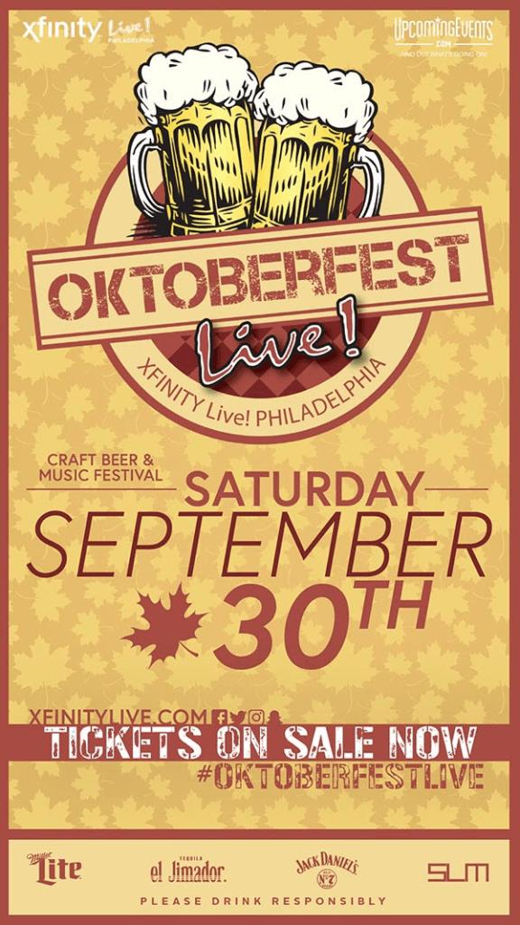 Oktoberfest LIVE Philadelphia 2017