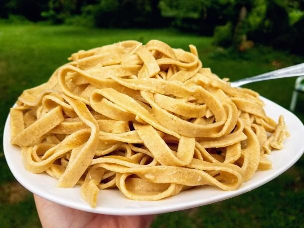 Valente's Fresh Cooked Fettucine