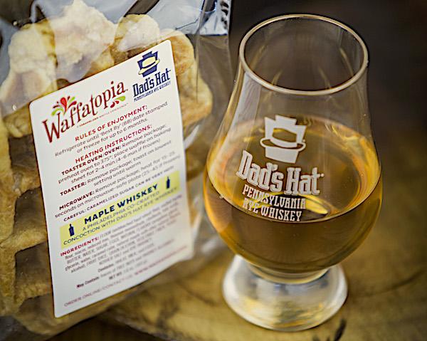 Dad's Hat Rye Waffatopia Maple Whiskey Waffle