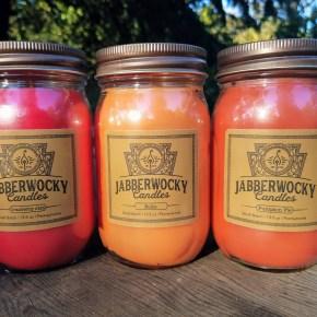 Product Corner: Jabberwocky Candles