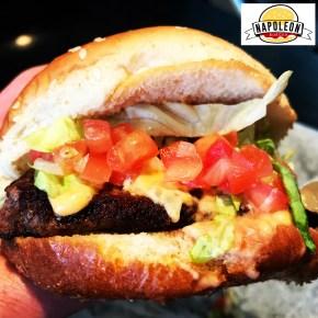 Napoleon Burger in Manayunk Now Open