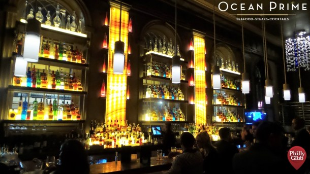 Ocean Prime Philadelphia Bar