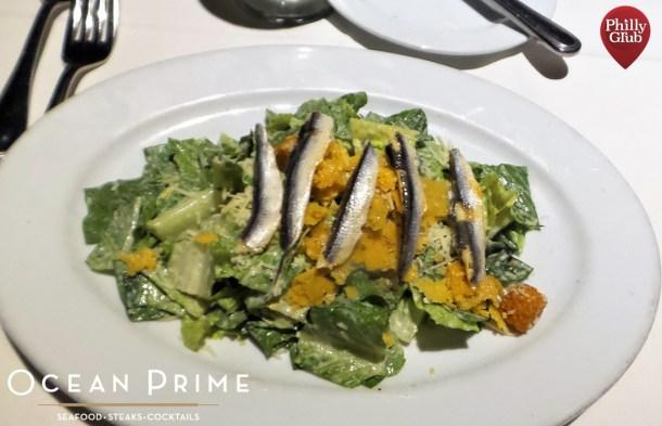 Ocean Prime Philadelphia Caesar Salad