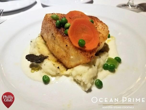 Ocean Prime Philadelphia Chilean Sea Bass
