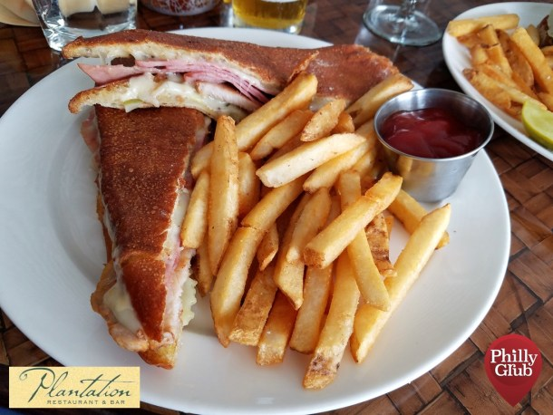 Plantation Restaurant Cuban Sandwich
