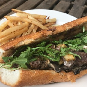 SOMO's New FOMO Cheesesteak Free on National Sandwich Day