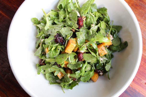 Squash Salad Alla Spina