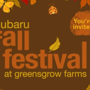 Subaru Fall Festival at Greensgrow Farms