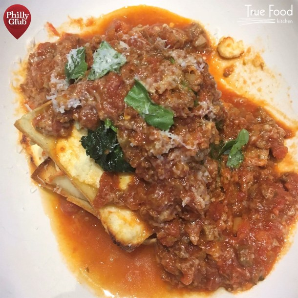 ue Food Kitchen King of Prussia Lasagna Bolognese
