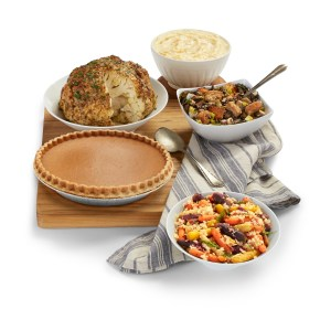Vedge and Whole Foods Market Partner for Vegan Holiday Meal