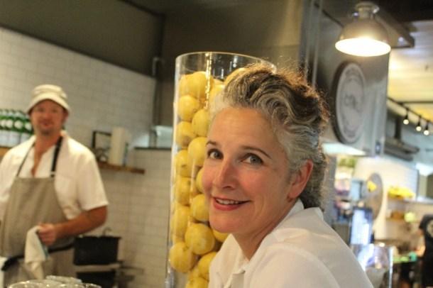 Michele Poplaski at Ferry Market New Hope