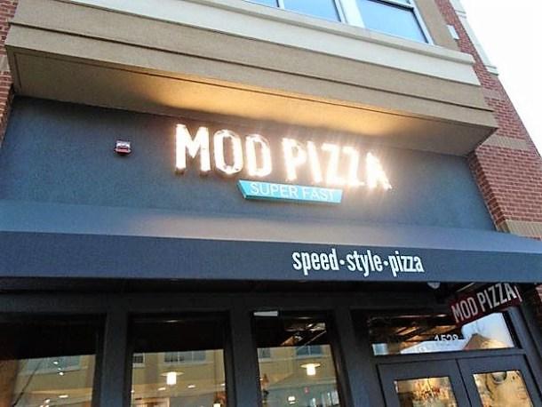 MOD Pizza Warrington PA