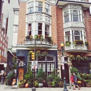 Top 3 Rittenhouse Square Restaurants