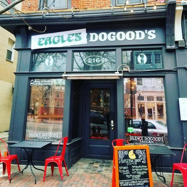 Eagles DoGood's Tavern