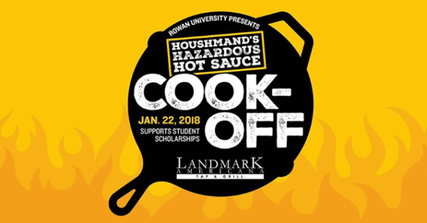 Landmark Americana Glassboro Hot Sauce Cook-Off