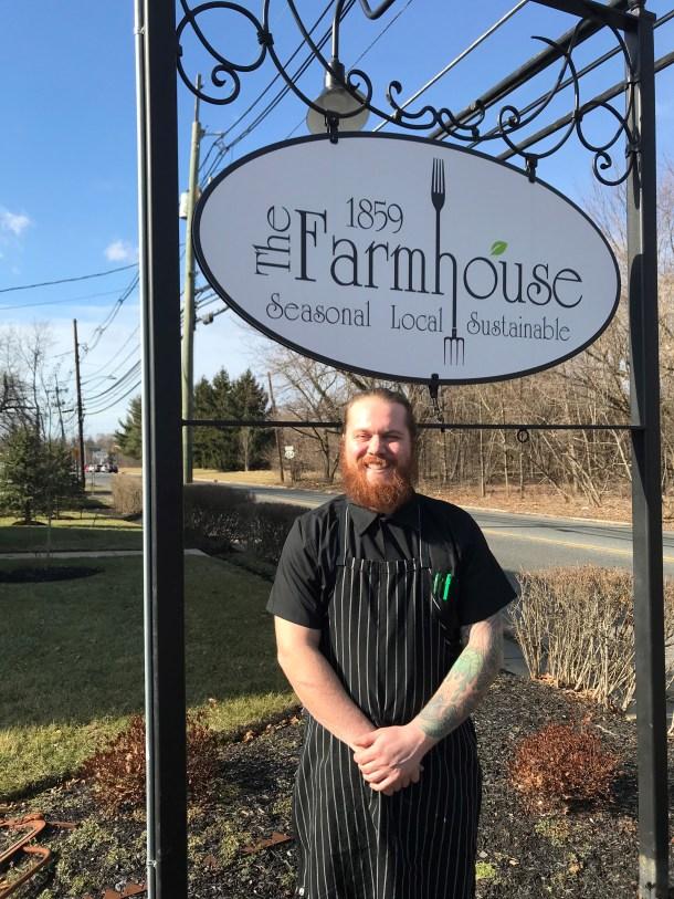 Chef Bruce Santino The Farmhouse Cherry Hill