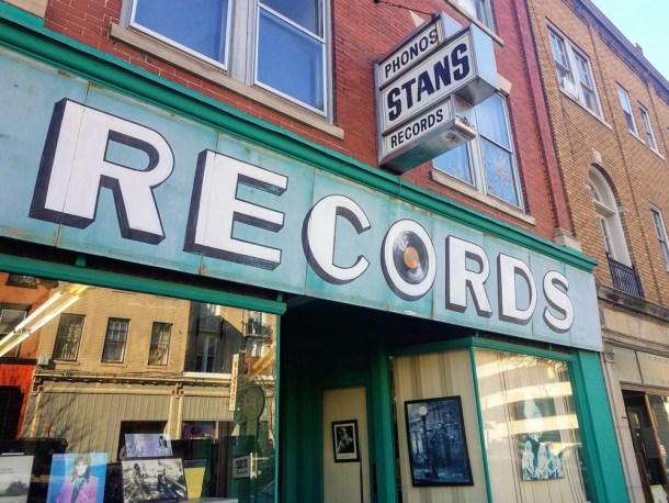 Stan's Record Bar Lancaster, PA