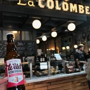La Colombe Coffee Roasters' Fishtown Philadelphia Cafe to Carry Wild Kombucha