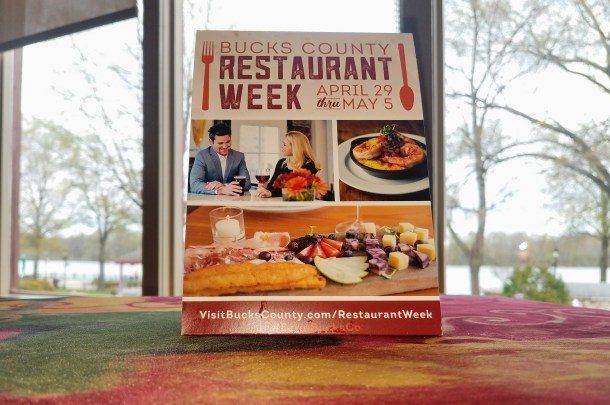 Our Bucks County Restaurant Week Experience At The King