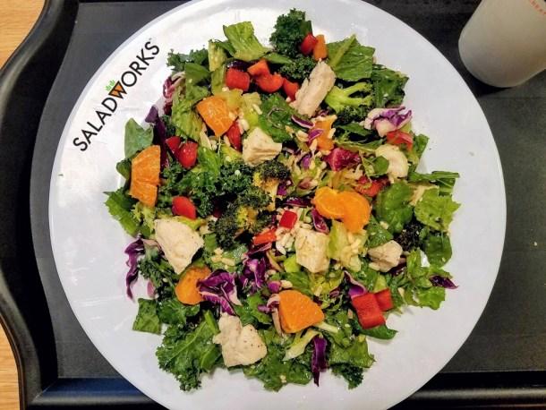 Om Salad Saladworks