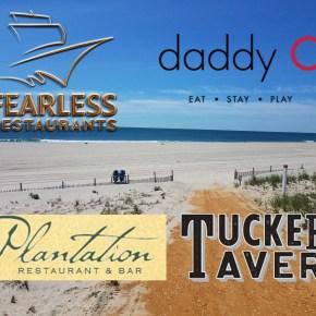 Fearless Restaurant Group Properties on Long Beach Island