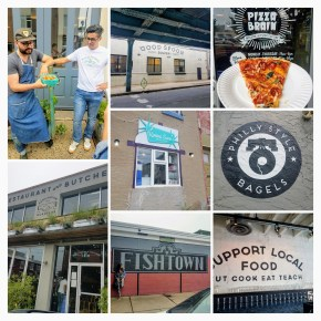 Fishtown Food Tour by Philly Foodies Tour