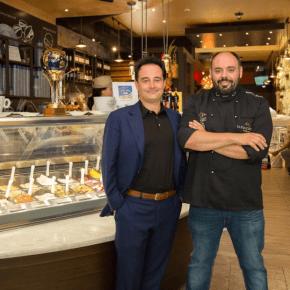 Celebrate National Gelato Day at Gran Caffe L'Aquila