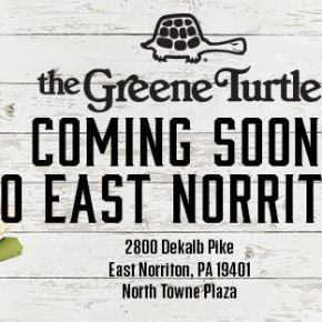 The Greene Turtle Sports Bar & Grille® Coming to East Norriton