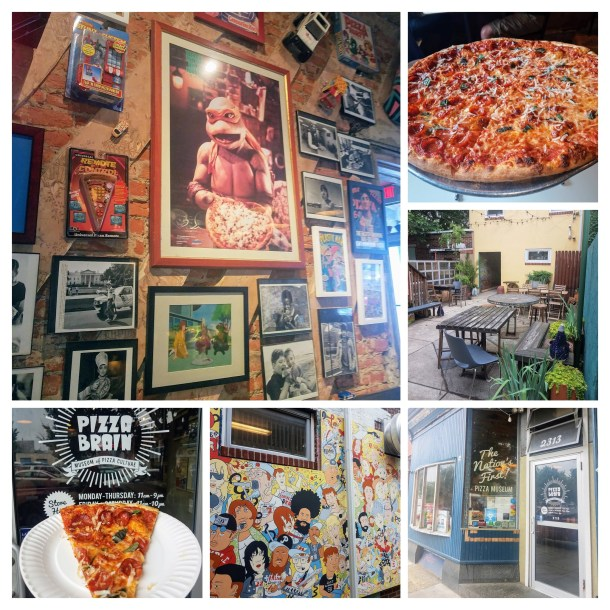 Pizza Brain Fishtown Food Tour
