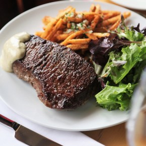 Sample New Cerise Craft Steakhouse in Bryn Mawr Before it Reopens