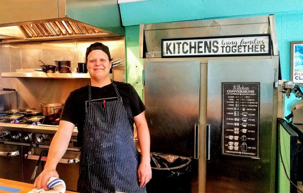 Chef Ross Scofield of The Farmacy Palmyra NJ