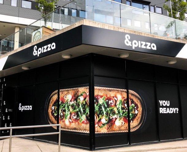 &pizza University City