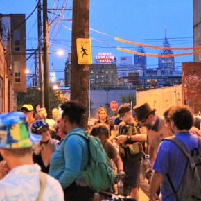 Recap: Philly Naked Bike Ride Sponsored by Naked Grouse