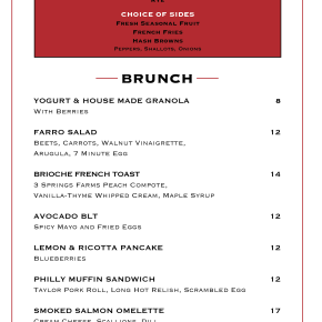 P.J. Clarke's Launches Brunch