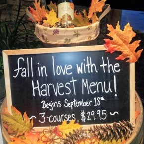 Celebrate Autumn with the Harvest Menu at Seasons 52