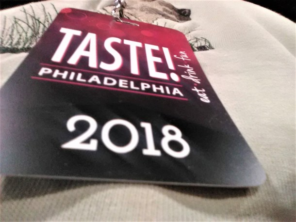 Taste Philadelphia Badge